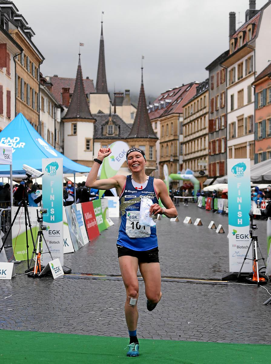 K.O.-Sprint: Gold for Alexandersson and Kyburz
